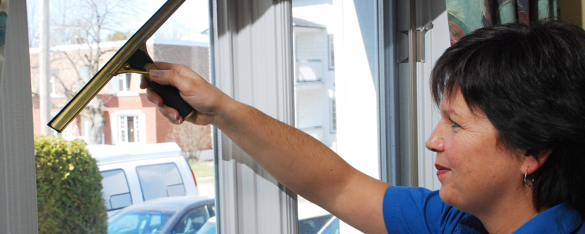 Services - nettoyage fenêtres